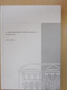 Sólyom László - A Köztársasági Elnöki Hivatal évkönyve 2005-2006 - DVD-vel [antikvár]