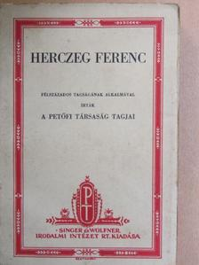 Balla Ignác - Herczeg Ferenc [antikvár]