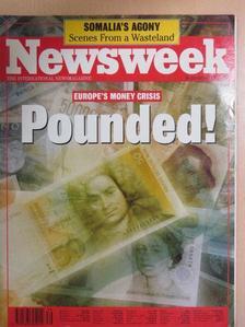 Daniel Pedersen - Newsweek September 28, 1992 [antikvár]