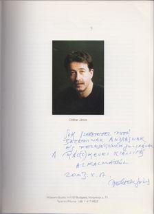 Feledy Balázs - Dréher János (dedikált) [antikvár]
