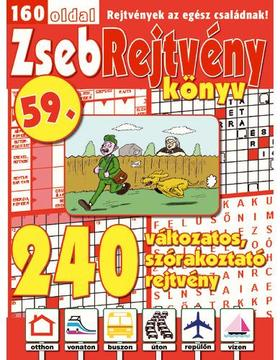 CsoSch Kft. - ZsebRejtvény Könyv 59