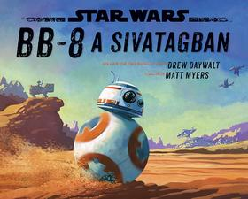 Star Wars - BB-8 a sivatagban