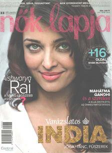 Vékási Andrea - Nők lapja 2015. augusztus 12 [antikvár]