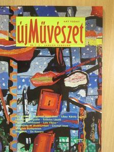 Andrási Gábor - Új Művészet 1995. január-február [antikvár]
