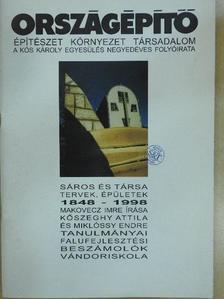 Beke Pál - Országépítő 1998/1. [antikvár]
