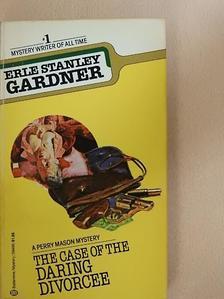 Erle Stanley Gardner - The Case Of The Daring Divorcee [antikvár]