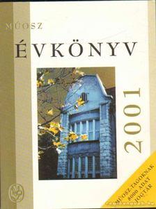 MÚOSZ évkönyv 2001 [antikvár]