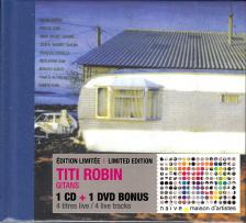 TITI ROBIN - GITANS CD+DVD TITI ROBIN - LIMITED EDITION