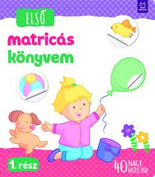 Agnieszka Bator - Első matricás könyvem - 1. rész