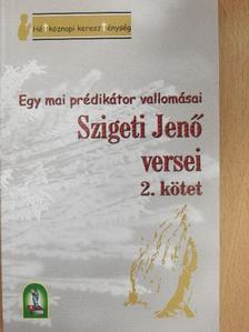 Szigeti Jenő - Szigeti Jenő versei 2. [antikvár]