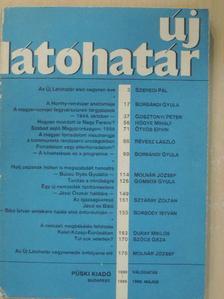 Borbándi Gyula - Új látóhatár 1989. május [antikvár]