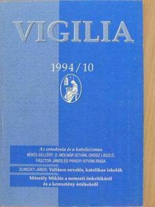 Beke Tibor - Vigilia 1994. október [antikvár]