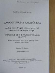 Bíró Péter - Somogy fauna katalógusa [antikvár]