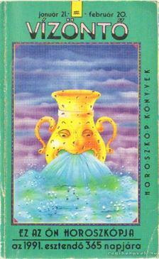 Vízöntő 1991. [antikvár]