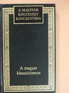 Barcsay Ábrahám - A magyar klasszicizmus [antikvár]