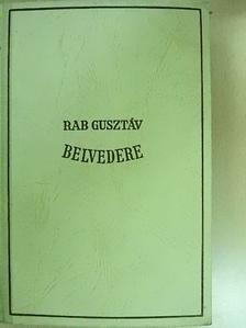 Rab Gusztáv - Belvedere I-II. [antikvár]