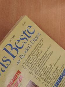 Bruce A. Bladwin - Das Beste aus Reader's Digest Juni 1987 [antikvár]