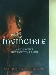 Sherrilyn Kenyon - Invincible [antikvár]