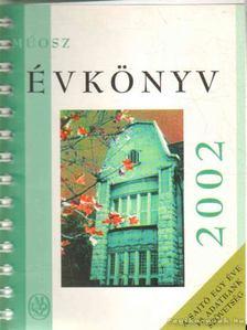 MÚOSZ évkönyv 2002 [antikvár]