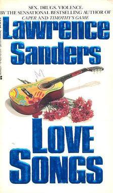 SANDERS, LAWRENCE - Love songs [antikvár]