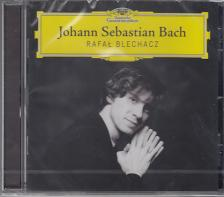 Bach - RAFAL BLECHACZ PLAYS BACH CD