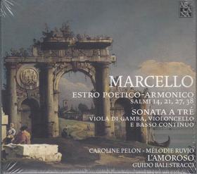 MARCELLO - ESTRO POETICO-ARMONICO,CD PELON BALESTRACCI