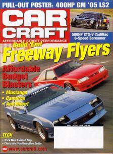 Jeff Smith - Car Craft 2004 May [antikvár]