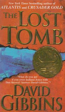 DAVID GIBBINS - The Lost Tomb [antikvár]