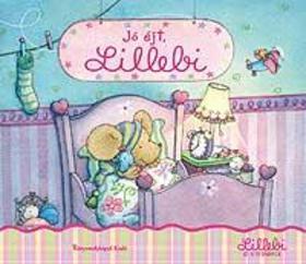 Nina Steinbeck - Jó éjt, Lillebi! - KEMÉNY BORÍTÓS