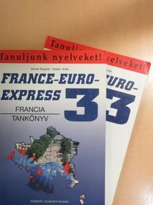 Michel Soignet - France-Euro-Express 3. - Tankönyv/Munkafüzet [antikvár]
