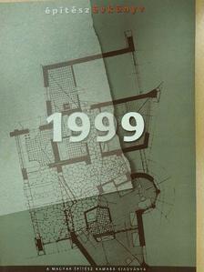 Ágostházi László - Építész Évkönyv 1999 (dedikált példány) [antikvár]