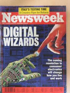 Cecilia Rodriguez - Newsweek April 6, 1992 [antikvár]