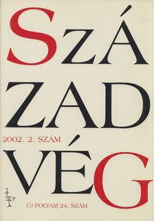 Spéder Zsolt - Századvég 2002/2 [antikvár]