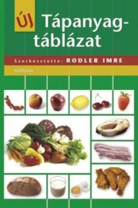 RODLER IMRE (SZERK.) - Új tápanyagtáblázat
