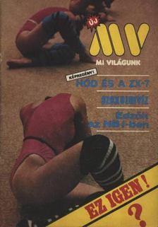 KULCSÁR ÖDÖN - Mi Világunk 1983/1-2. szám [antikvár]