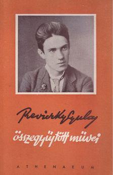 Reviczky Gyula - Reviczky Gyula összegyűjtött művei [antikvár]
