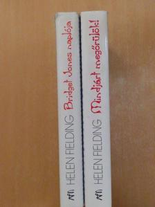 Helen Fielding - Bridget Jones naplója 1-2. [antikvár]