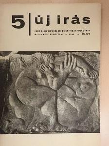 Bába Mihály - Új Írás 1968. május [antikvár]