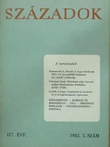 A. Sz. Milnyikov - Századok 1983/5. [antikvár]