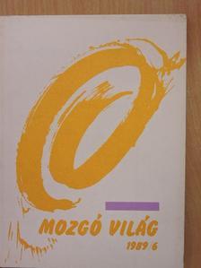 Antal László - Mozgó Világ 1989. június [antikvár]