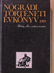 Balogh Zoltán - A Nógrád Megyei Múzeumok Évkönyve 1989 [antikvár]