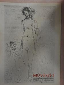 Baki Miklós - Művészet 1965. augusztus [antikvár]