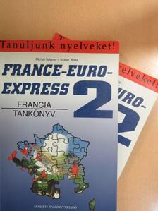 Michel Soignet - France-Euro-Express 2. - Tankönyv/Munkafüzet [antikvár]