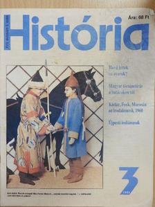 Egyed Ákos - História 1995/3. [antikvár]
