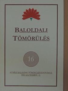 Balogh Sándor - Baloldali tömörülés 16. [antikvár]