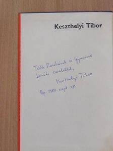 Keszthelyi Tibor - A detektívtörténet anatómiája (dedikált példány) [antikvár]