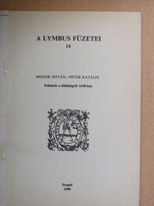 Monok István - Felmérés a hithűségről 1638-ban [antikvár]