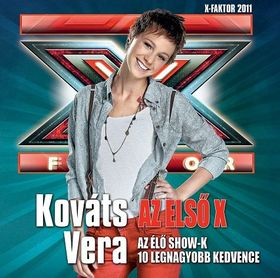 KOVÁTS VERA - KOVÁTS VERA CD AZ ELSŐ X