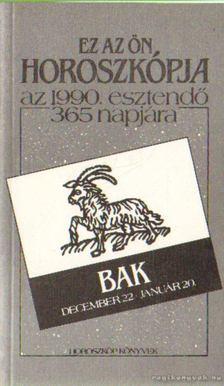 Bak 1990. [antikvár]