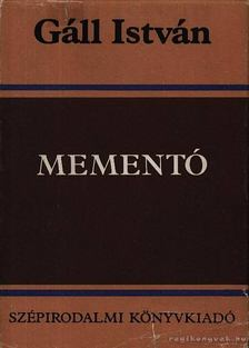 Gáll István - Mementó [antikvár]